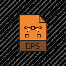 design, eps file, file, graphic icon