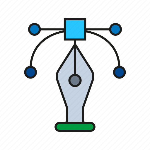 design, draw, drawing, line, tools icon icon