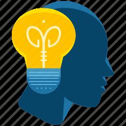 creative, design, graphic, idea, lightbulb, tool icon