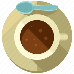 beverage, coffee, design, drink, graphic, tool icon