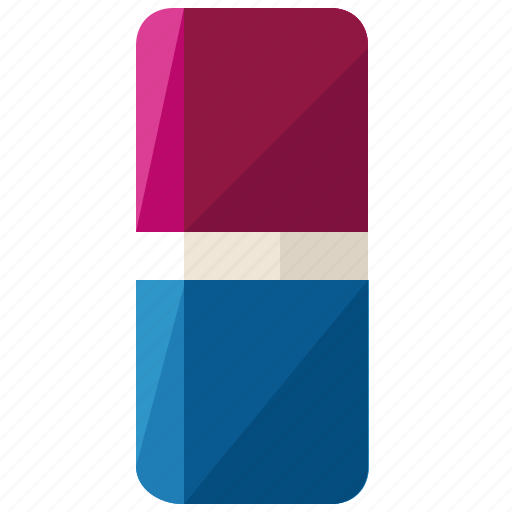 design, eraser, graphic, remove, tool icon