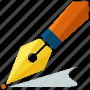 design, graphic, pen, sign, tool, write