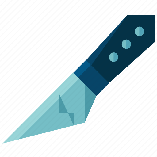 cut, design, graphic, knife, slice, tool icon