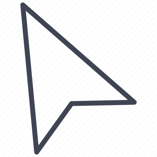cursor, design, graphic, pointer, tools icon