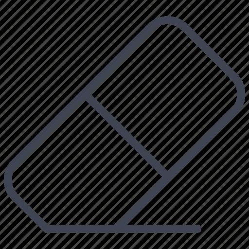 design, eraser, graphic, tool, tools icon