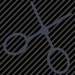 cut, design, graphic, scissor, scissors, tool, tools icon