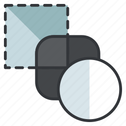 blend, creative, design, graphic, tools icon