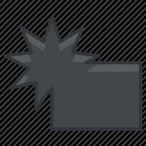 creative, crystallize, design, graphic, tools icon