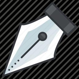 anchor, creative, design, graphic, pen, tools icon
