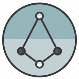 creative, design, graph, graphic, radar, tool, tools icon