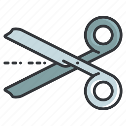 creative, design, graphic, scissors, tool, tools icon