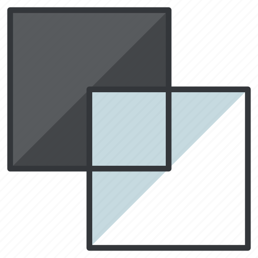 creative, design, front, graphic, shape, tools icon