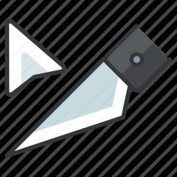 creative, design, graphic, selection, slice, tools icon