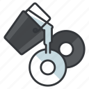 creative, design, graphic, stainer, tool, tools icon