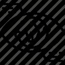 design, element, eye, grapgic, tools icon