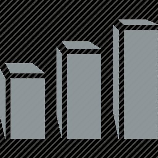 analysis, chart, diagram, finance, statistics icon