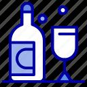 bottle, glass, ireland