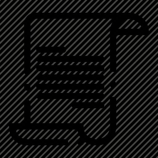 file, greece, text icon