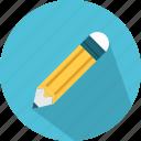 draw, edit, pencil, tools, utensils, writing