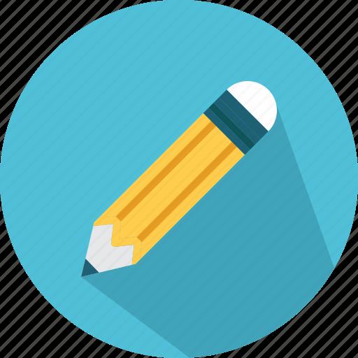 draw, edit, pencil, tools, utensils, writing icon