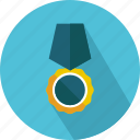 award, badge, emblem, insignia, medal, reward