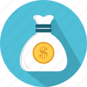 bank, banking, business, currency, dollar, finance, money icon