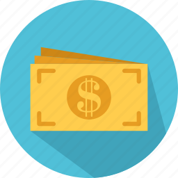 banking, business, cash, investment, method, money, payment icon