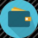 billfold, business, card, holder, money, notes, wallet