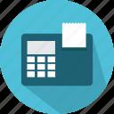 calculator, calculators, financial, print, printer