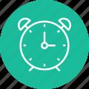 alarm, clock, time, timer
