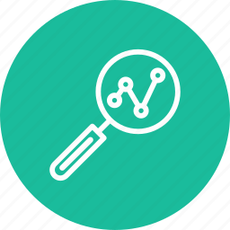 detective, job, loupe, magnifying, search, seo, zoom icon