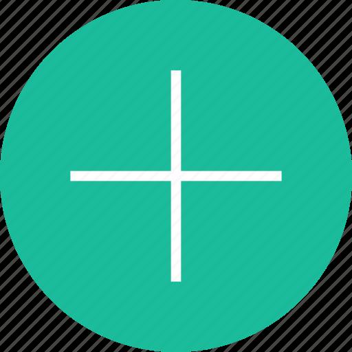 add, interface, mathematics, maths, plus, signs icon
