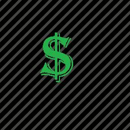 dollar, style icon