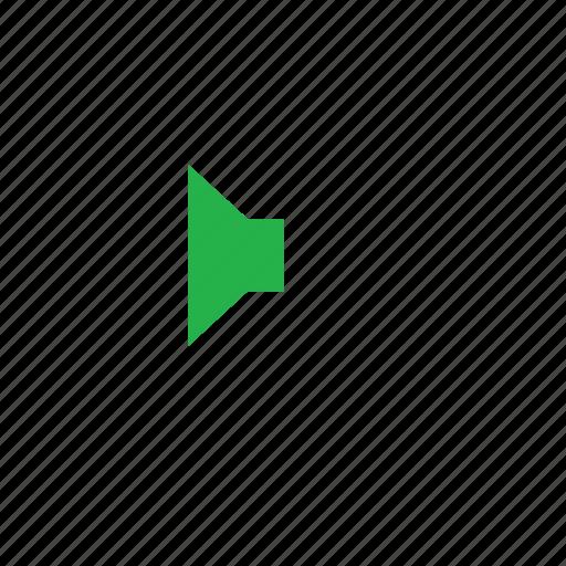 off, speaker icon