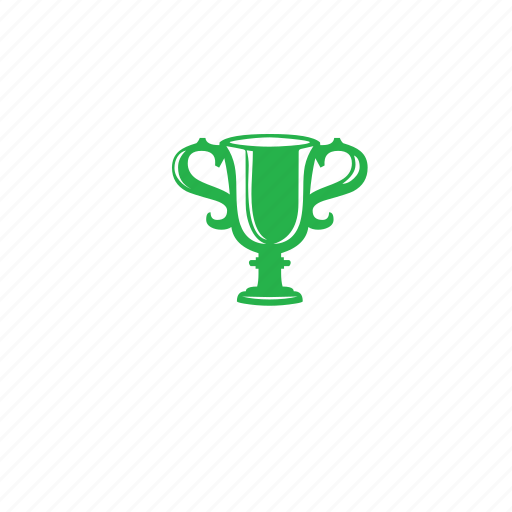 first, prize, trophy, win icon