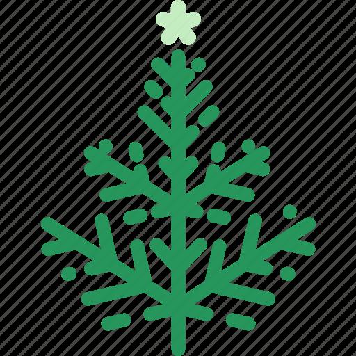 christmas, christmastree, holiday, tree, winter icon
