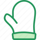 christmas, glove, gloves, hand, like, thumb, winter icon