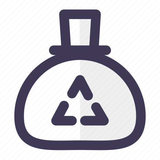 Energy, green, trash icon - Download on Iconfinder