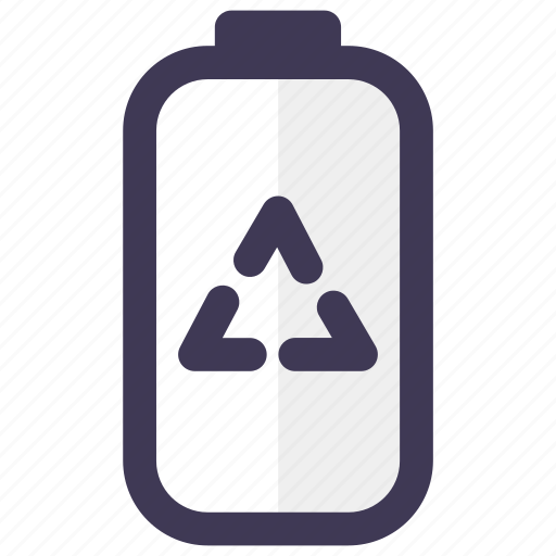 batteries, electricity, energy icon