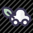 car, energy, green