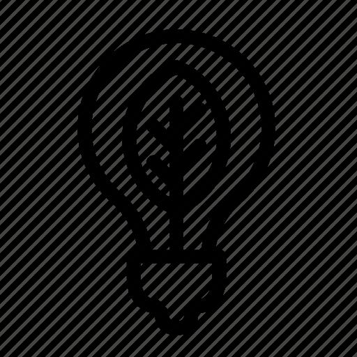 Ecology Electricity Fluorescent Light Bulb Green Energy Renewable Sustainability