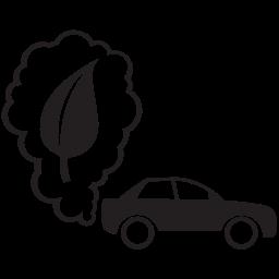 car, co2, electric car, fuel, fuel savings, green energy, hybrid car icon