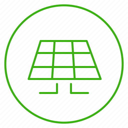 battery, ecology, energy, environment, saving, solar, sun icon