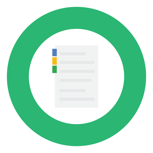 green, note, notepad icon