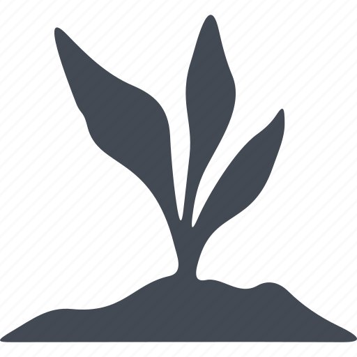 agriculture, griculture, plant, sprout icon