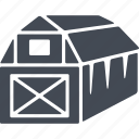 griculture, repository, reservoir, stock icon