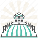 barns, farm, farm shack, fresh, grocery, mountain, shopping icon