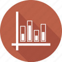 business graph, business growth, graph, growth, growth chart icon