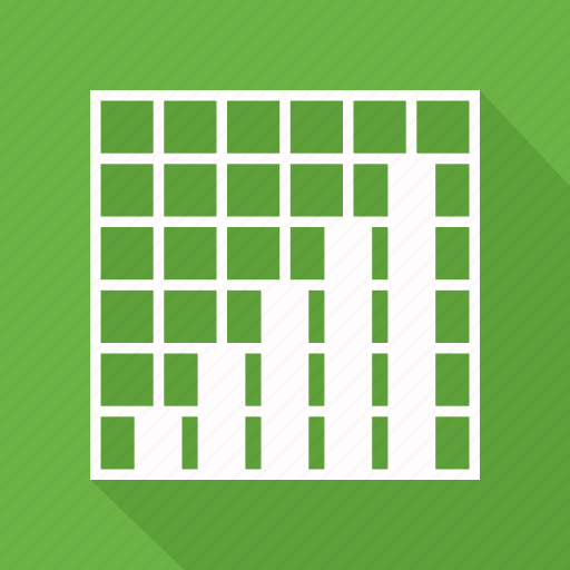 bar, chart, financial, graphic, growth, information icon