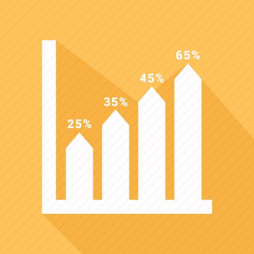 bar, chart, growth, growth chart icon